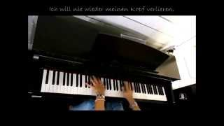 Keiner Ist Wie Du - Sarah Connor / Gregor Meyle - Piano Cover / Klavier Version (Lyrics)