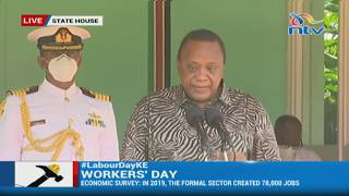Uhuru: Covid-19 spending will be audited - VIDEO