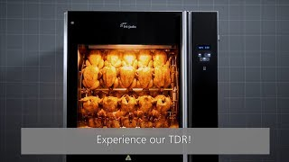 Fri-Jado TDR - The fastest original rotisserie in the industry