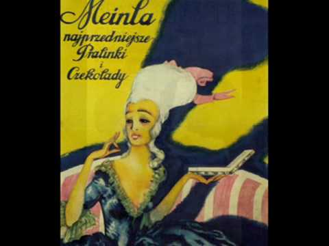 "Old foxtrot from Warsaw: ""Madame"" - Janina Brochwiczówna & Chór Juranda, ca 1933"