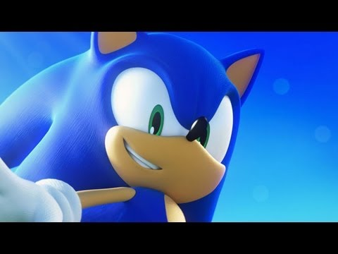 Sonic Lost World trailer