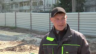 1 червня на Олексіївці планують відкрити зону відпочинку
