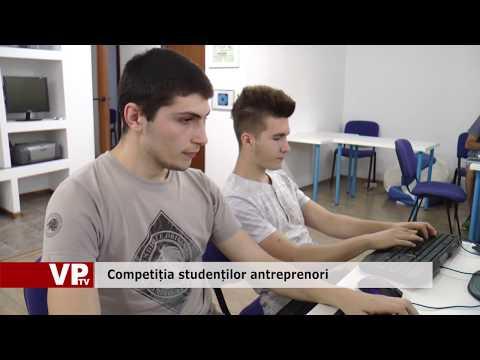 Competiția studenților antreprenori