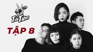 Hành trình tập luyện cho vòng liveshow 1 của Top 4 TeamTocTien