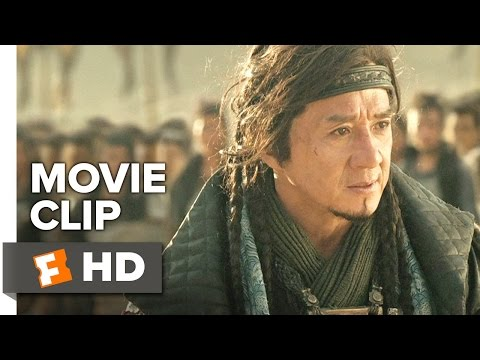 Dragon Blade (Clip 'Let's Resolve This')