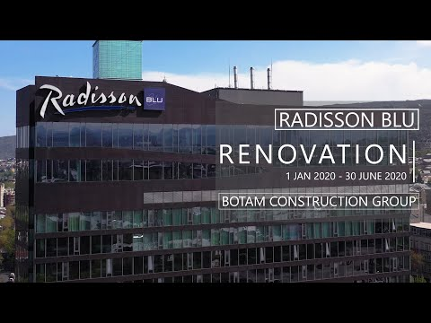 Radisson Blu Iveria - Renovation