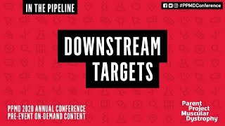 In the Pipeline: Downstream Targets