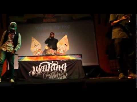 Wayang Hip Hop - Lagu Suwung (dokumentasi tour kalam dan salam).mp4