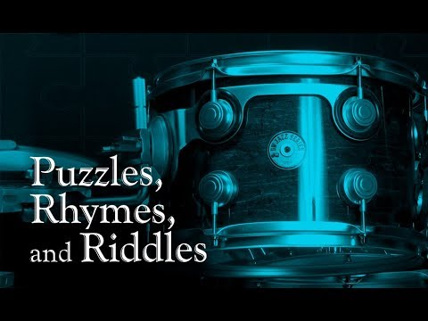 Bruce Becker: Puzzles, Rhymes, and Riddles - Solutions to Odd Time Phrasing - Book Promo