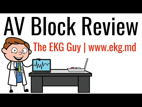 AV Block Review