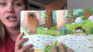 Articulation Activities With Usborne Books & More