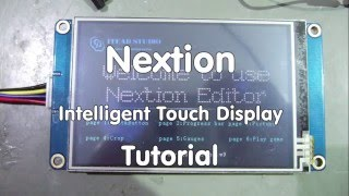 #056 Inexpensive Intelligent Touch Displays for Arduino, ESP8266, and others: Nextion (Tutorial)