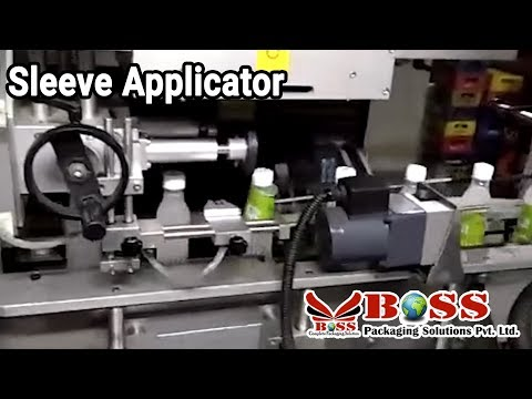Sleeve Applicator
