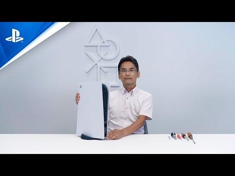 官方拆機給你看!PlayStation®5 公佈本體分解影片