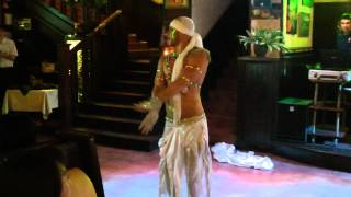 Luxor Male Belly Dancer Video