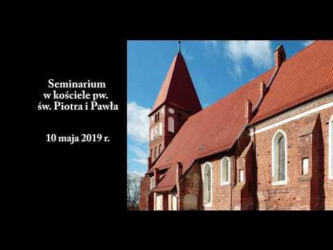 Kościół w Mariance - seminarium 1