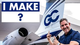 How Much Does Grant Cardone Make