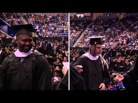 UMass Lowell 2014 Commencement Masters Degrees - College of Fine Arts Humanities & Social Sciences (