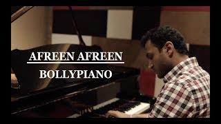 Afreen Afreen (Coke Studio) Piano Cover