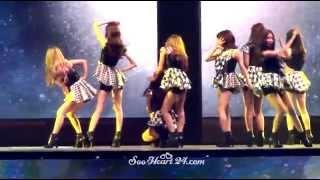 GALAXY SUPERNOVA SooYoung Girls' Generation Fancam SooHeart24