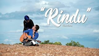 Gambar cover Rindu - RIALDONI (Official Video Klip)