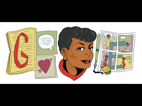 Celebrate Jackie Ormes, Today's Google Doodle!