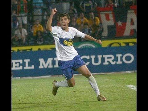 """""""U CATOLICA CAMPEON 2005 CANAL 13 EN VIVO"""" Barra: Los Cruzados • Club: Universidad Católica"""
