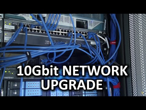 10 Gigabit Networking – I wanna go fast. Really, really fast.