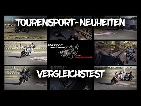 Mopedreifen Tourensport Reifentest 2018
