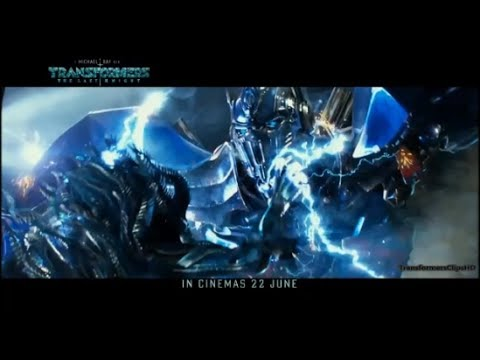 Transformers: The Last Knight (TV Spot 'Our Greatest Hero, Our Greatest Threat')