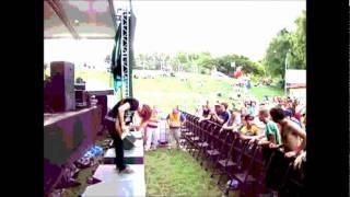 Shaking Godspeed @ Sziget Festival 2011