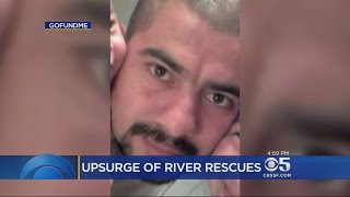 Man Drowns In Delta While Saving Daughter; Upsurge In River Rescues