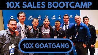 2018 Cardone 10X Bootcamp (With The GoatGang)