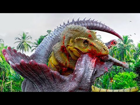 15 Most Dangerous Dinosaurs In The World!