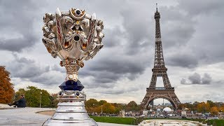 2019 World Championship Finals Tease
