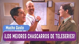 ¡Los mejores e imperdibles chascarros de teleseries! - Mucho gusto 2017