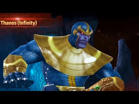 Marvel Future Fight (Avengers Infinity War Trailer)