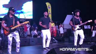 Gambar cover NU LOOK - WHY NOW Live Performance @ Palm Beach Haitian American Festival 2018