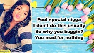 Inayah Lamis - Boo'd Up Remake (Lyrics)