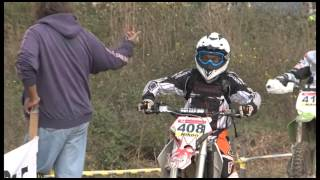 preview picture of video 'Claudio Spanu Trofeo delle Regioni Rapolano Terme 2013 MiniEnduro'