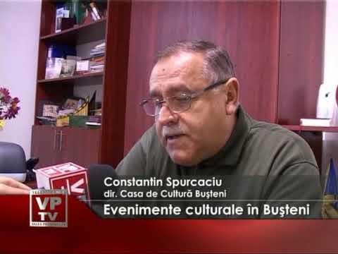 Evenimente culturale în Buşteni