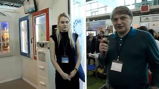 Приозерский лесокомбинат на выставке по Строительству дома. Дома из клееного бруса
