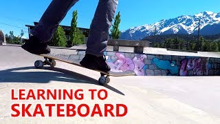 #4 Skateboard Beginner – Skateboard camp intro