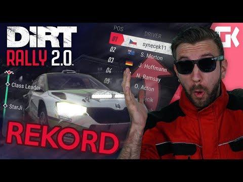REKORDNÍ ČAS V MULTIPLAYERU! | Dirt Rally 2.0 #03