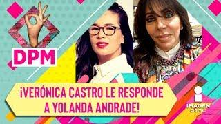 Video ¡Verónica Castro le responde a Yolanda Andrade por supuesta boda entre ellas! MP3, 3GP, MP4, WEBM, AVI, FLV September 2019