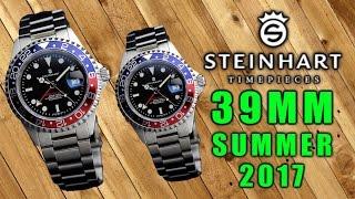 Steinhart 39mm Watches Summer 2017
