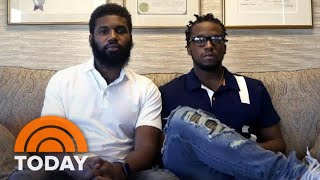 2 Black Men Arrested At Philadelphia Starbucks Receive $1 Settlements | TODAY