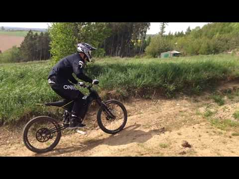 Kuberg Freerider old motocross trail