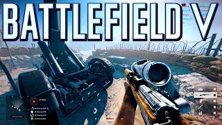 Battlefield 5: New Multiplayer Gameplay (Battlefield V)