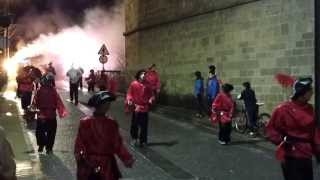 preview picture of video 'Corneteros en la Cabalgata de Reyes 2014 · Sangüesa | Navarra'